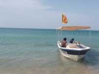 Boat trip Bentota
