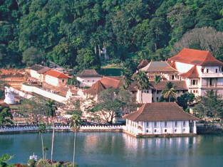 Kandy Royal Palace