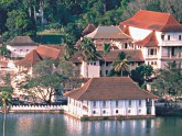 Royal Palace of Kandy - Sri Lanka