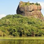 Sigiriya-rocher du Lion