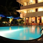 Negombo - Hotel St Lachlan - pool