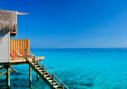Bungalow Centara Ras Fushi Hotel - Maldives