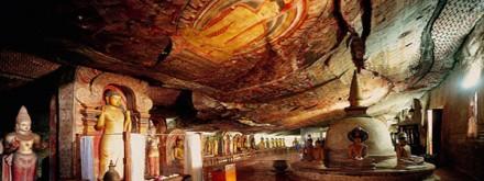 Dambulla, Sri Lanka's Golden Temple