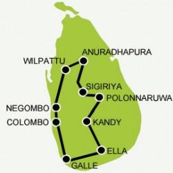 Long trip Ceylon